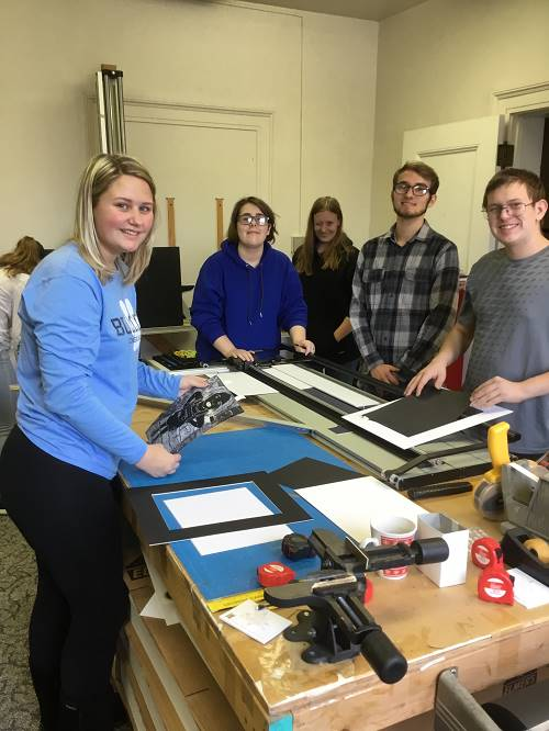 Students Visit Stifel