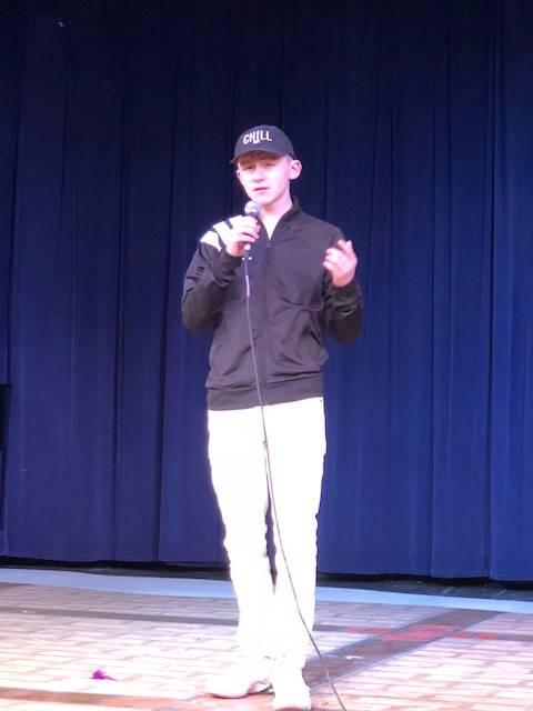 PJ Sauvageot (10th Grader)