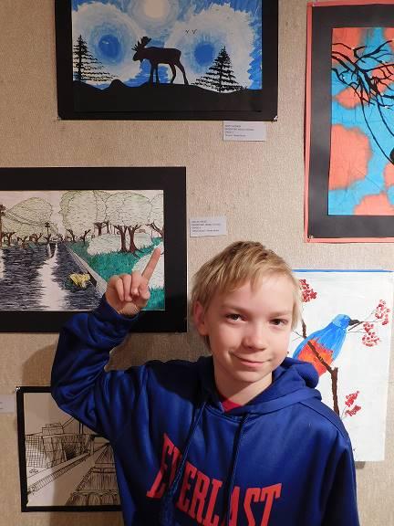 Avery Jackson (5th Grader)