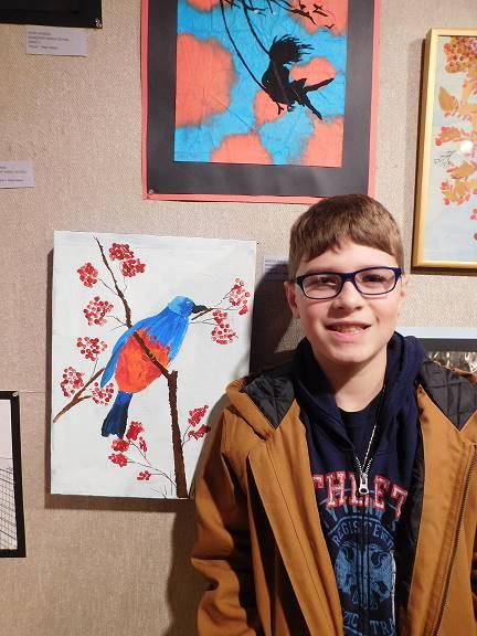 Maddox Ruble (6th Grader)