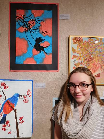 Alexis Ruble (6th Grader)