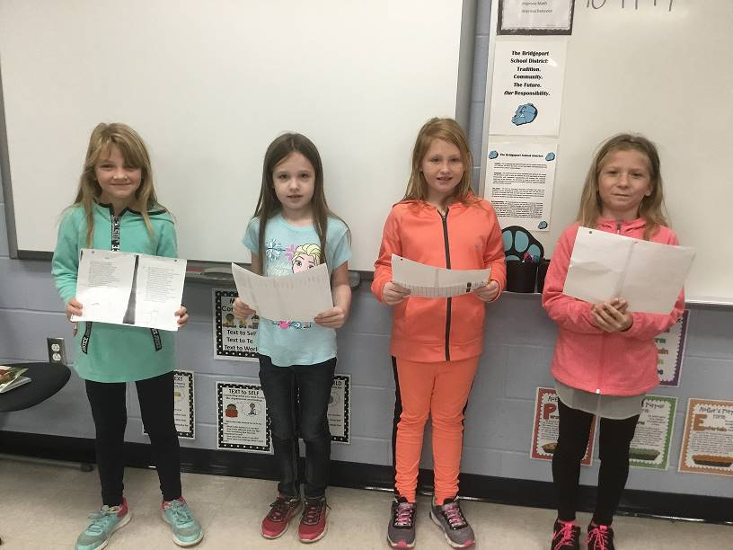 3rd and 4th Readers