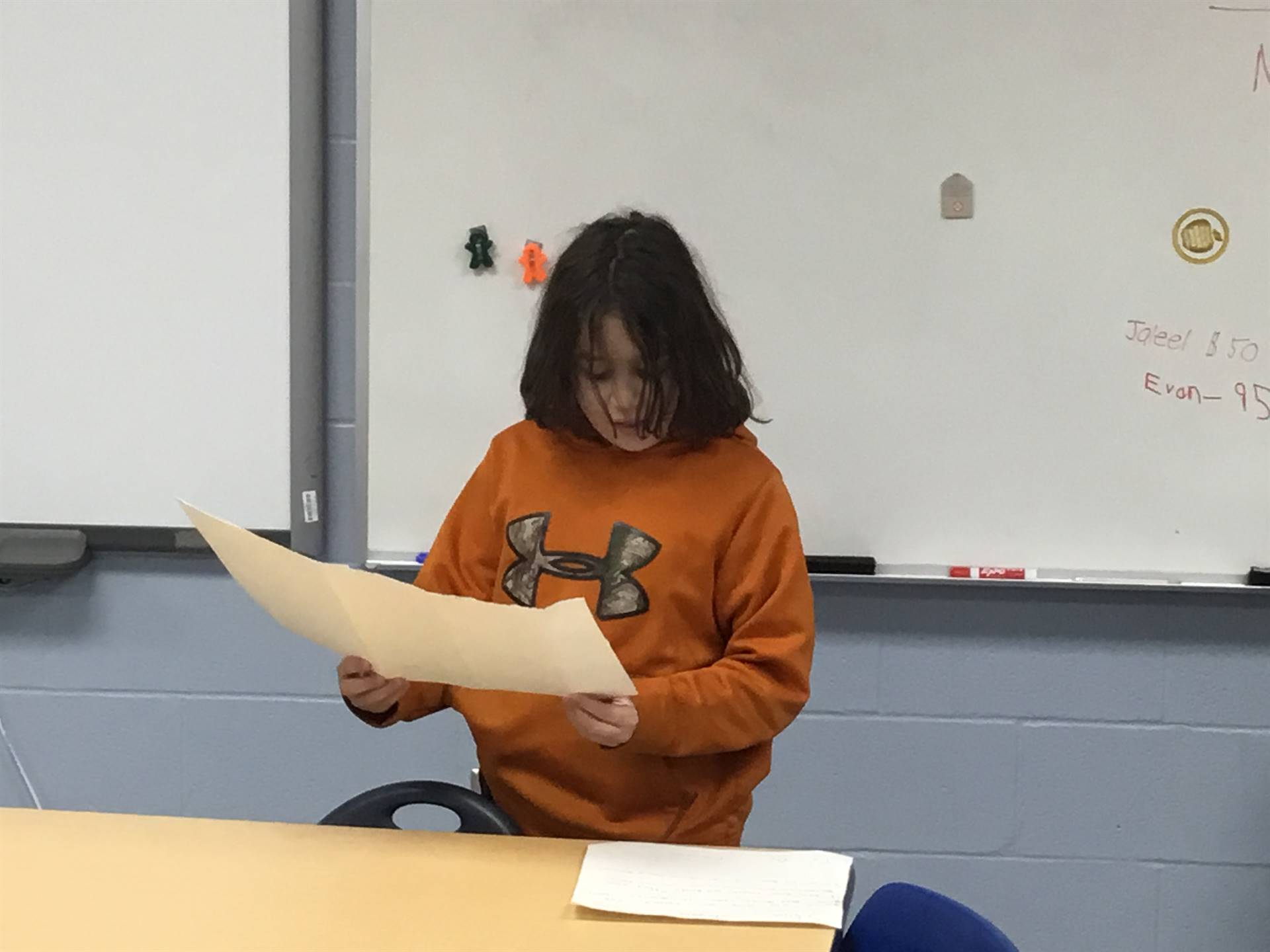 4th Grade Presents ELA Projects