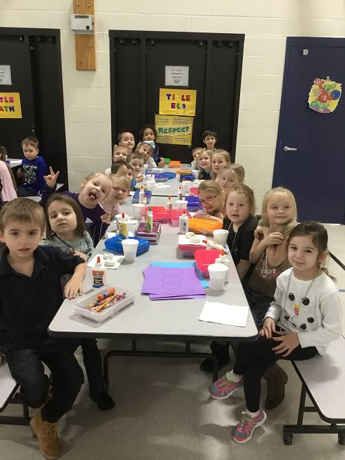 2nd 9 Weeks Behavior Bash