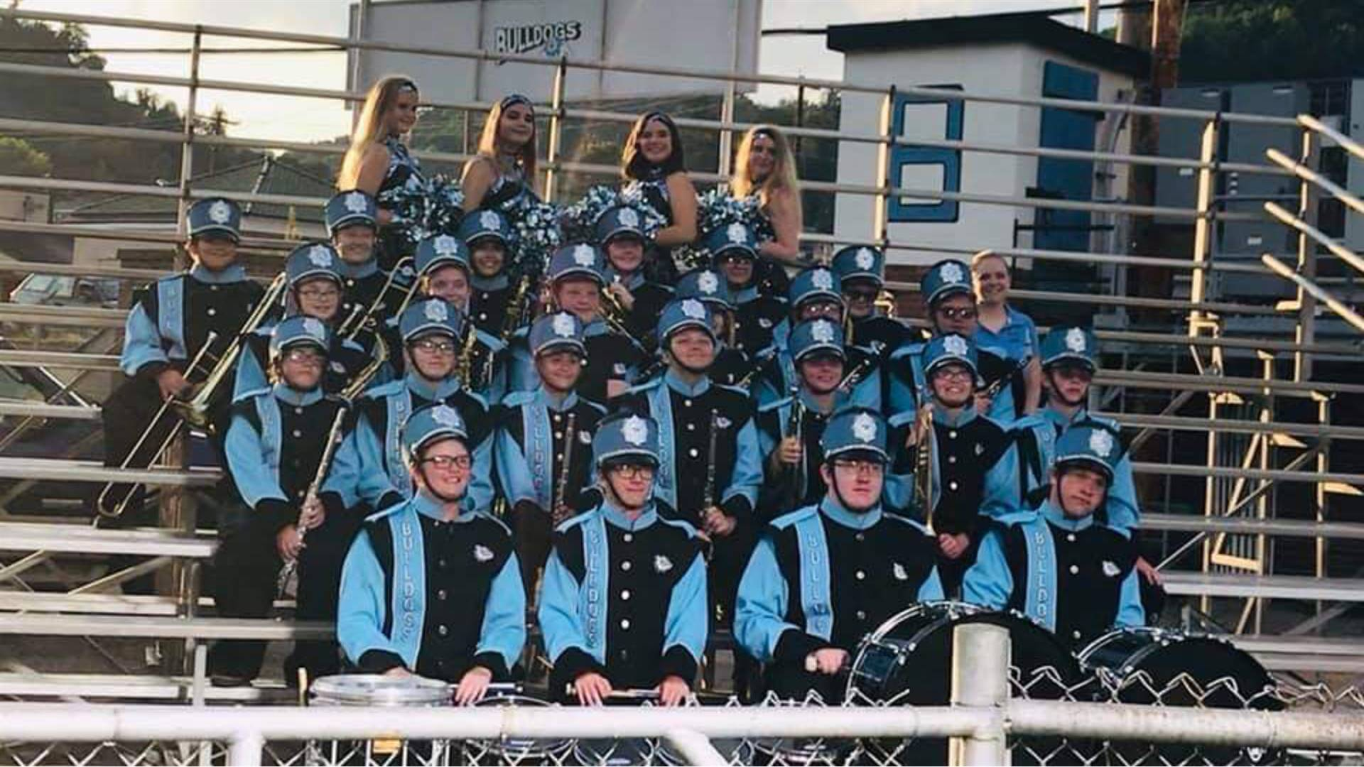 Bridgeport Marching Band 2019-2020