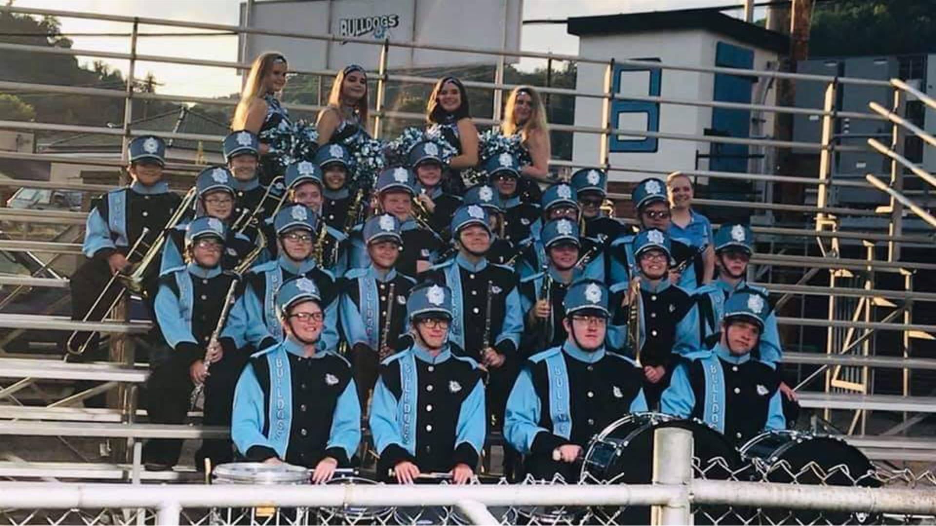 Bridgeport Marching Band 2019-2020