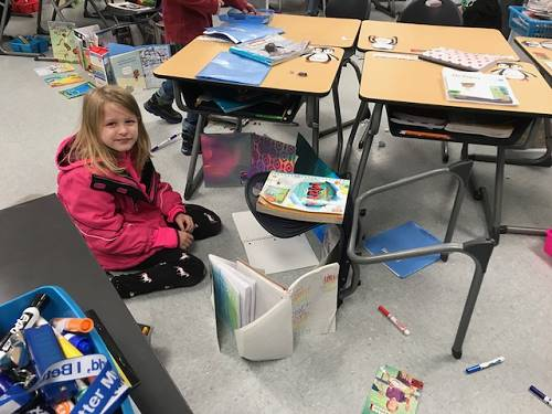 Students Complete STEM Activity