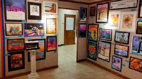 Student Talents Displayed at the Belmont County Showcase