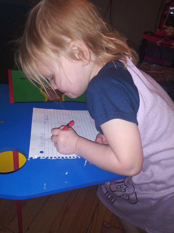Working on Math