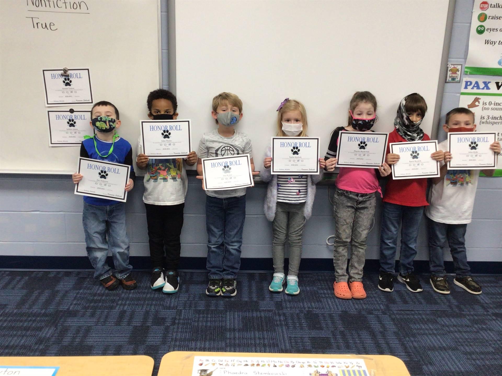 Mrs. Heilman's Kindergarten Class